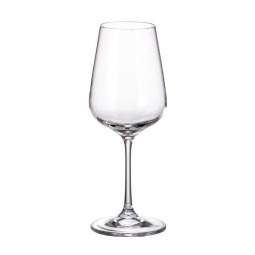 verre en cristal sans plomb renforcé au titane - verre à vin blanc 360ml - collection BRASSERIE - 1000x1000