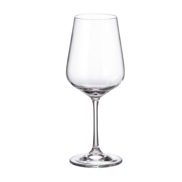 verre en cristal sans plomb renforcé au titane - verre à vin rouge 450ml - collection BRASSERIE - 1000x1000