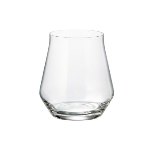 verre en cristal verre à eau 350ml - collection alca - maison cyna